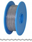 Sealing Wire - Plastic core / Iron galvanized, Ø 1,10mm, 100m