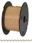 Sealing Wire - Plastic Core/Brass, 1,10mm, 100m spool