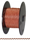 Sealing Wire - Copper, Ø 0,75mm, 100m spool